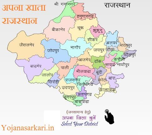 Bhu Naksha Rajasthan