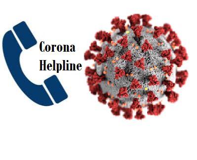 corona helpline