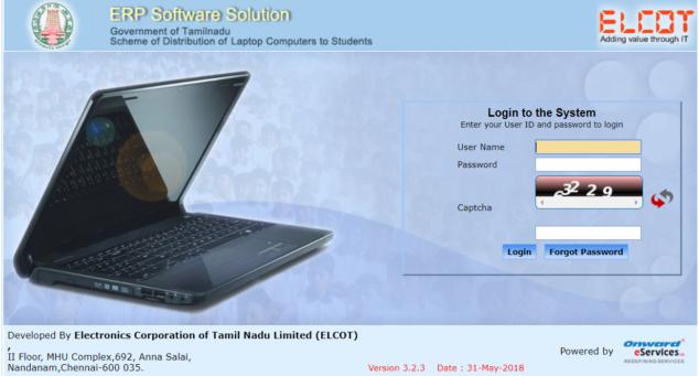 Tamil Nadu Free Laptop