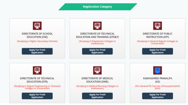 registration category