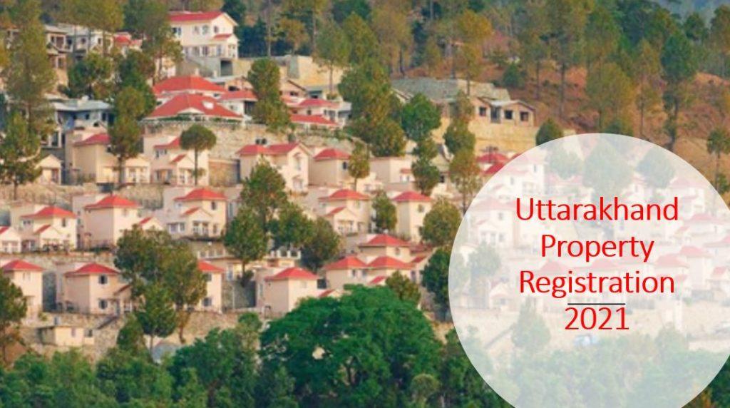 Uttarakhand Property Registration