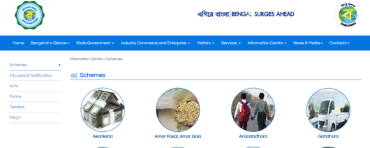 West Bengal Free Tablet Scheme