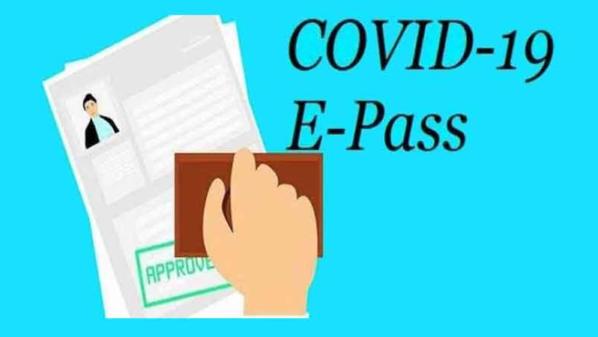 Lockdown E-Pass