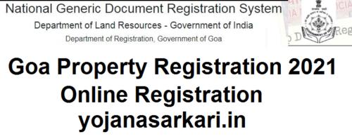Goa Property Registration