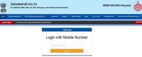Haryana Property Registration