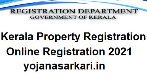 Kerala Property Registration