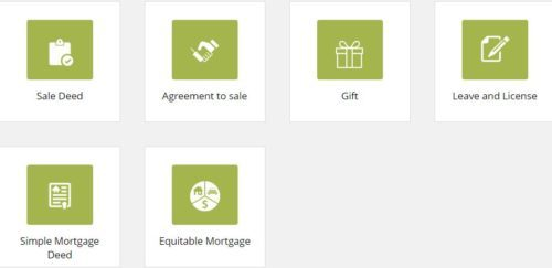 Maharashtra Property Registration