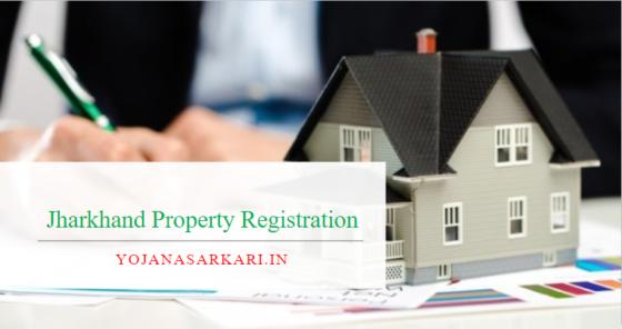 Jharkhand Property Registration