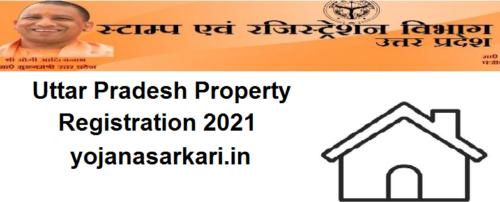 Uttar Pradesh Property Registration